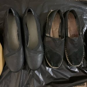 Size 12 Shoes Toms Shelby Black